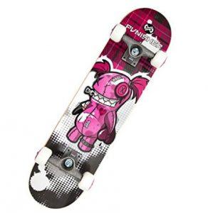 Punisher Skateboards Voodoo Complete 31-Inch