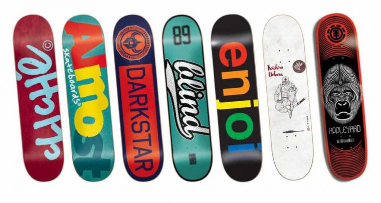 Top 15 best skateboard decks of 2018