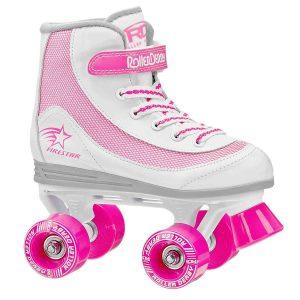 Roller Derby FireStar Youth Girl's Roller Skates – 1978