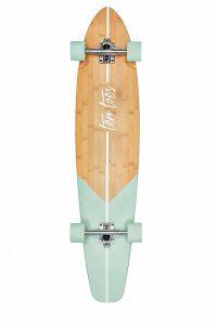 Ten Toes Board Emporium Zed Bamboo Longboard Skateboard Cruiser _best longboards of 2018