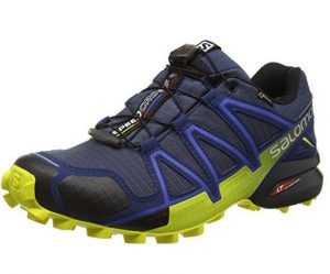 Salomon Speedcross 4 GTX Running Shoe_top ten best running shoes for men