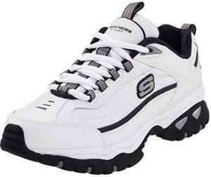 Skechers Afterburn Sneaker_ walking shoes for bad knees