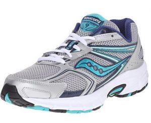 Saucony Women's Running Shoe_best shoes for bad knees