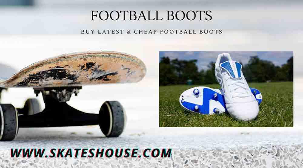 Buy Latest & Cheap Football Boots