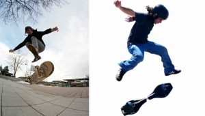 how to ride a razor ripstik_skateboard vs ripstik pros and cons