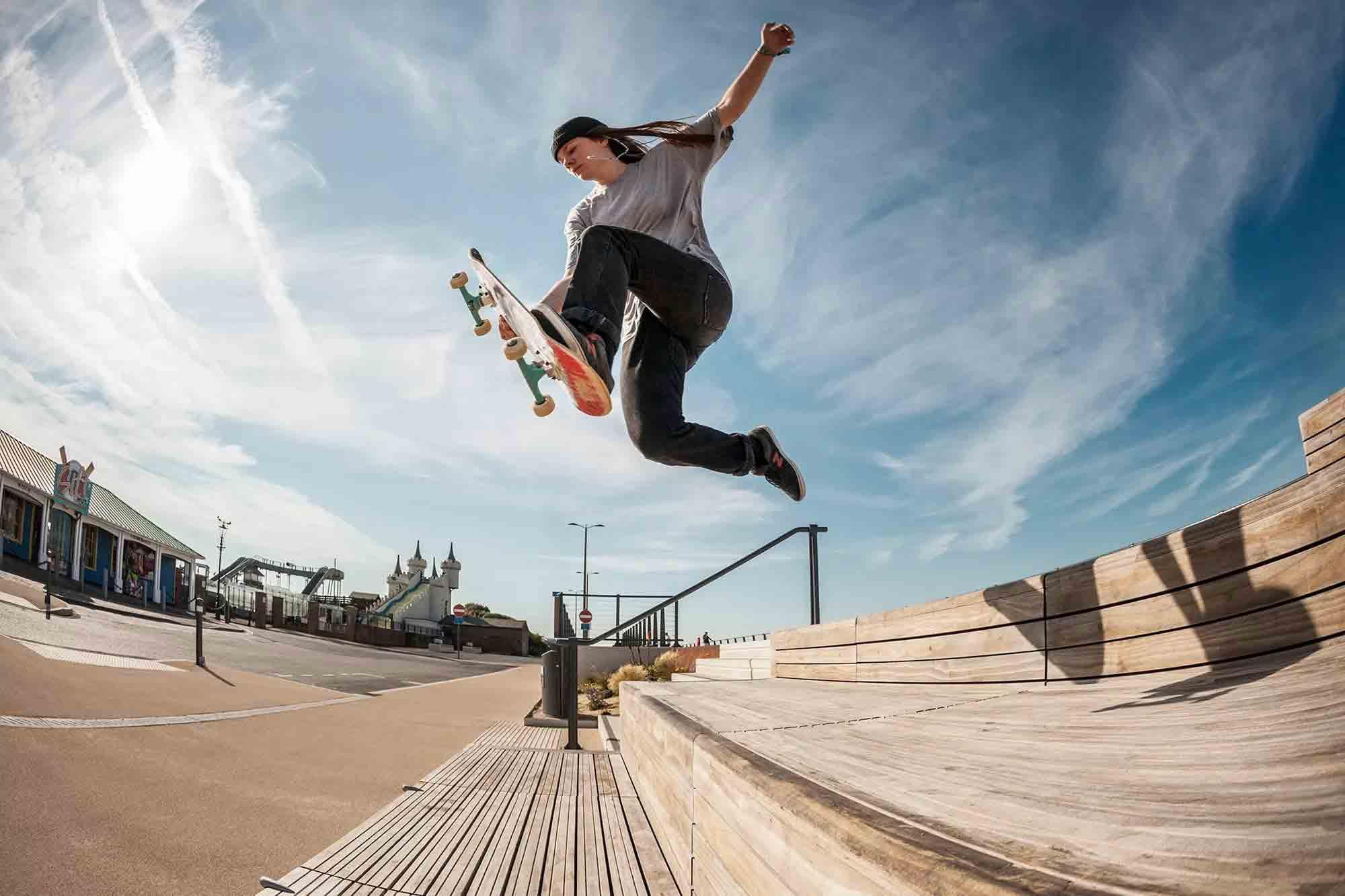 Physical endurance _Is Skateboarding Good Exercise For The Body?
