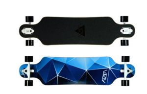 "Atom Drop Through Longboard – 40""_Top five best campus longboards_penny board or longboard for college_cruiser board for college_longboarding in college_best skateboard for college campus_penny board for college campus_skateboarding on college campus_longboard vs bike college_best longboard for college_ skateshouse.com"