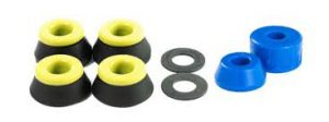 skateboard bushings for heavy riders_skateboard bushings hard vs. soft_when to replace skateboard bushings_soft skateboard bushings_skateboard bushings reddit_best skateboard bushings_bones skateboard bushings_skateboard bushings amazon_skateboard truck bushings_How to choose the right skateboard bushing for Truck_www.skateshouse.com