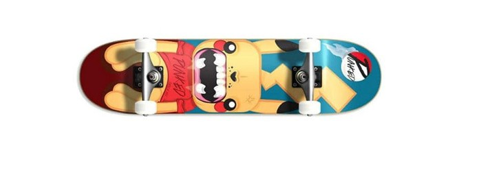 "YocaherPikaPunked Perfect Designed Longboards presented in 7.75.""_Best longboards below 40 dollars_cheap longboards under 50_cheap longboards under 20_are walmart longboards good_walmart longboards review_cheap longboards for beginners_cheap longboards under 100_longboards for sale_best longboard under 200_www.skateshouse.com"