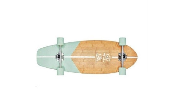 Here we presented another amazing product from a trusted and reliable brand of our best longboard for girls list-Retrospec Zed Bamboo Longboard.
