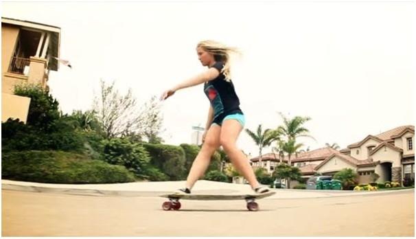 Gravity Skateboard Company focuses specifically on safety