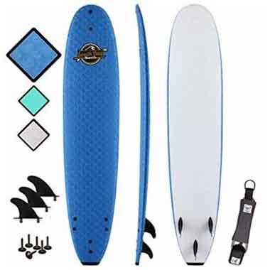 South Bay Board Co. Soft Top Foam best Beginner Surfboards