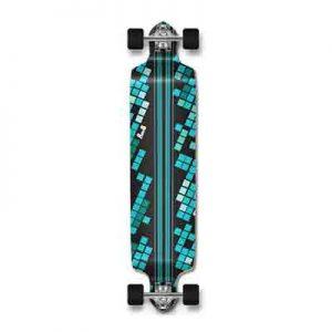 Yocaher Professional Speed Drop Down Complete Longboard Skateboard