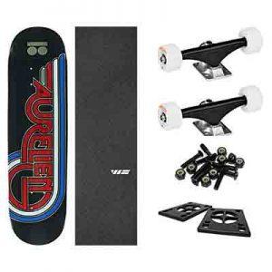 Aurelien Giraud Flight Skateboard Deck – 8.5″ x 32″