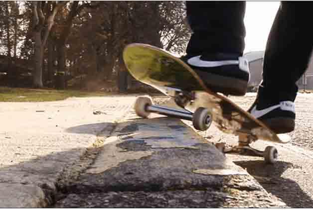 grinding longboards