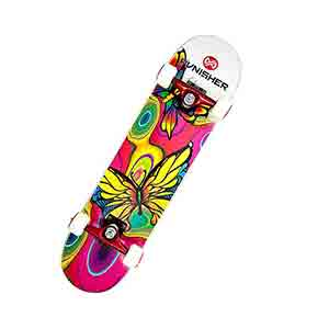 Punisher-Skateboards-Butterfly-Jive-Complete-31-Inch-Skateboard-with-Canadian-Maple
