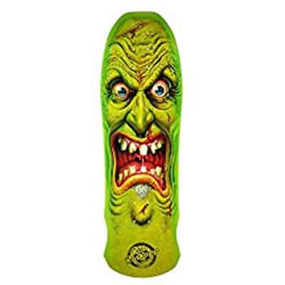 3.Santa Cruz Skateboard Deck Roskopp Face X Edmiston