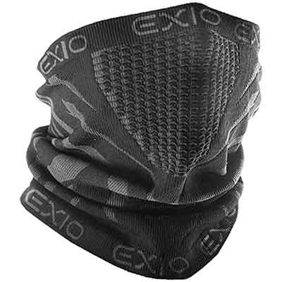 EXIO Winter Neck Warmer Gaiter Snowboard Mask