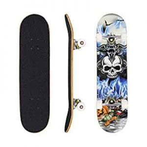 Ancheer 31″ Pro Skateboard Complete