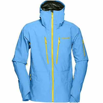 NorrLofoten Gore-Tex Pro Shell Jacket is a best snowboard jackets with Seams: fully taped (13mm Gore-Seam) and many other benefits.