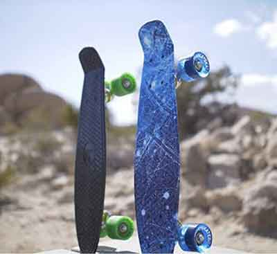 Rimable complete 22 skateboard is one of the best skateboard for beginners.
