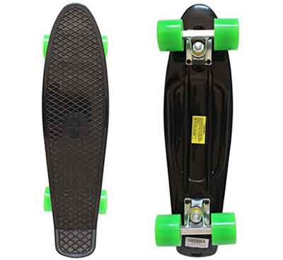 Rimable complete 22 skateboard is one of the best skateboard for beginners. Because it has a very good quality deck.