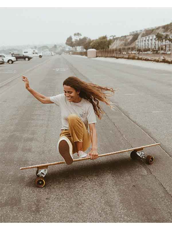 white wave longboard review