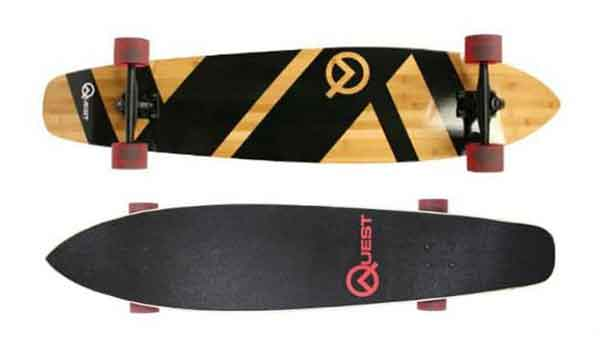 Quest Super Cruiser review will help you to get all the information about Quest Longboard.