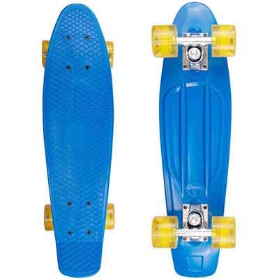 ohderii 22 Inch Mini Cruiser Skateboard