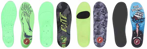 Best Skateboard Insoles for Your Best Shoes for Longboarding