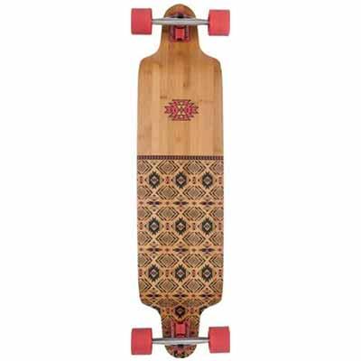 Globe Arrowhead Bannerstone Longboard-9.75x41 Longboard Skateboard