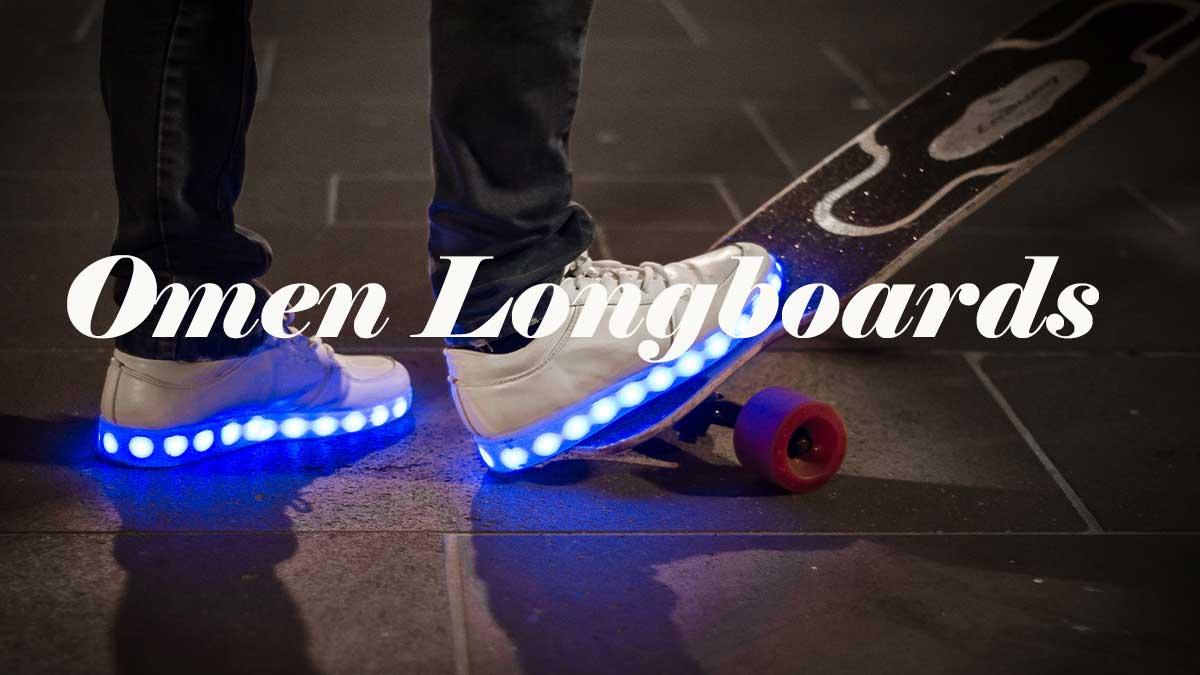 Omen Longboards review