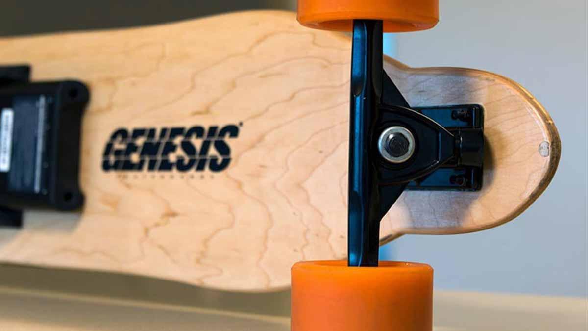 Genesis longboards