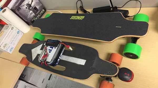 Genesis longboard is a best electric longboard in the market.