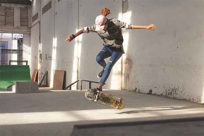 Best skateboarding app s are very much friendly and easy handy.