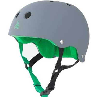Triple Eight Skate-and-Skateboarding-Protective-Gear Sweat saver Helmet