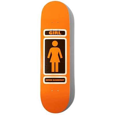 Girl Mike Carroll 93 Til Skateboard Deck