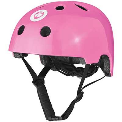 GOTRAX Skateboard Helmet, Kids Cycling Skateboarding Helmet, Ventilation Comfortable Lightweight Helmet for Cycling, BMX, Roller Skating