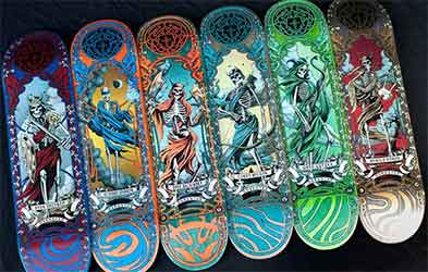 Darkstar skateboards review is the best skateboard for beginners with quality and style.