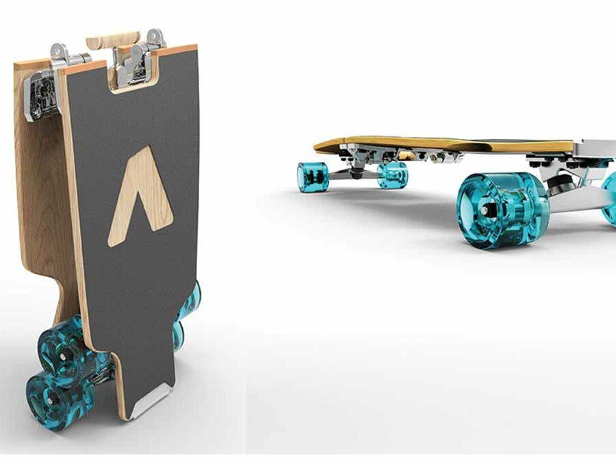 Board folding longboard review
