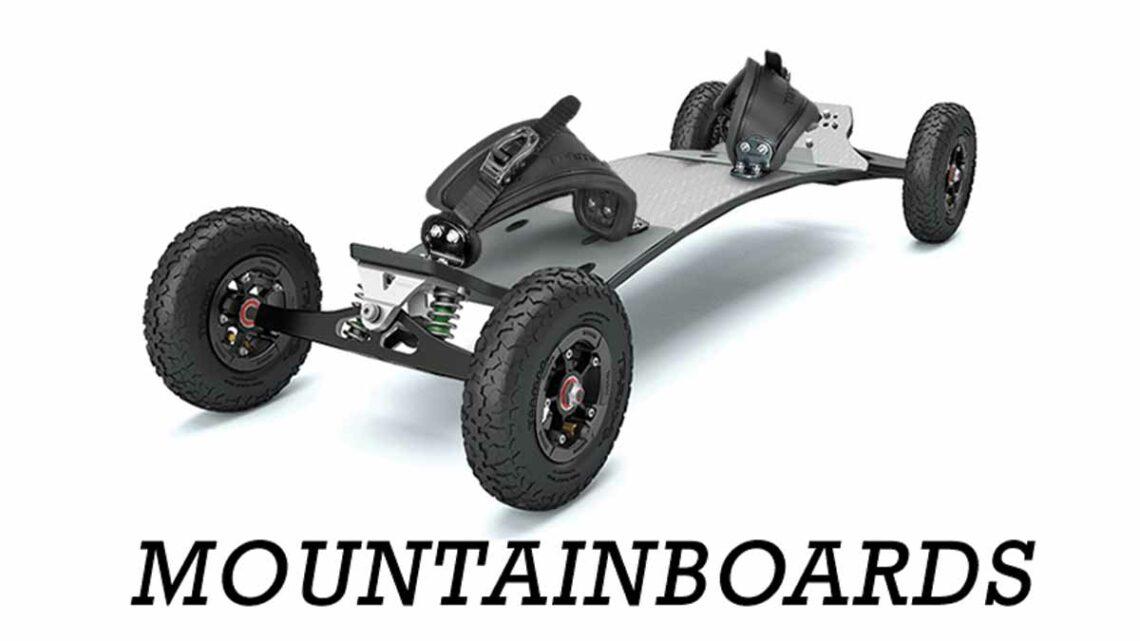 Best mountain board