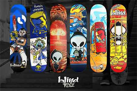 are blind skateboards good? Well, you need to cover this blind skateboards review. Lets talk about blind skateboard deck, blind skateboard wheels, blind skateboard trucks
